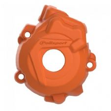 IGNITION COVER PROTECTOR KTM/HUSKY SXF250 13-15, SXF350 12-15, FC250/350 14-15 ORANGE